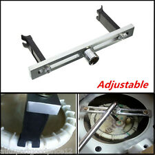 Car Fuel Pump Lid Tank Cover Remove Spanner Adjustable Wrench Tool for Toyota VW