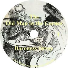 Old Man in the Corner, Baroness Orczy Audiobook English Fiction 1 MP3 CD