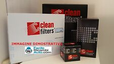 Kit 4 filtri aria olio carburante abitacolo Fiat Panda 1.3 MJT 16V 75HP