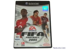 ## FIFA Football 2005 (Deutsch) Nintendo GameCube Spiel // GC & Wii - TOP ##