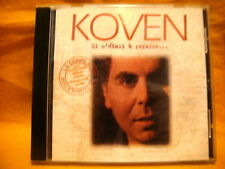 CD KOVEN Si C'etait A Refaire 15TR 1994 compilation french