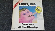 Lipps Inc. - Funkytown 12'' Disco Vinyl Germany 1979