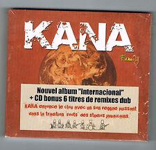 KANA FAMILY - INTERNACIONAL - COFFRET 2 CD - 20 TITRES - 2010 - NEUF NEW NEU