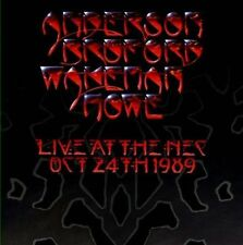 LIVE AT THE NEC: OCT 24TH 1989 (NEW CD)