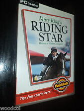 Mary king's riding star jeux pc chevaux