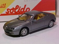 4 INCH Alfa Romeo GTO 1997 Solido 1/43 Diecast Mint in Numbered Box
