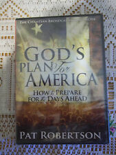 God's Plan For America How To Prepare For The Days Ahead Pat Robertson CBN 2012