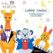 Baby Einstein: Lullaby Classics by Johann Sebastian Bach, Ludwig van Beethoven,