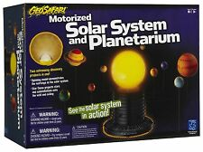 GeoSafari Motorized Solar System By Learning Resources Educational Astronomy Toy