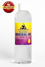 MINERAL OIL 70 VISCOSITY NF USP GRADE LUBRICANT by H&B Oils Center PURE 4 OZ