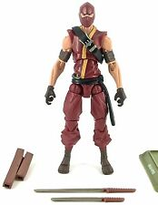G.I. Joe 30th Anniversary 2012 Amazon COBRA NINJA VIPER (RENEGADES PACK) - Loose