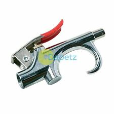Air Blow Gun 140mm Dust Blower Airline Compressor Nozzle For Workshop & Cleaning