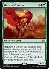 MTG Magic Origins 1x 1 x Outland Colossus x1 ~ MINT ~ UNPLAYED RARE M16
