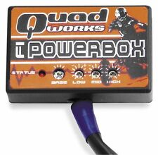 QuadWorks Power Box Programmer Fuel Controller EFI Polaris RZR 800 2008 2009