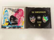 THE TOMMYKNOCKERS THE CLARITY IS SO CLEAR CD 1994