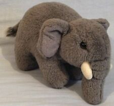 ANNA PLUSH CLUB ELEPHANT SOFT TOY. VGC. UK DISPATCH