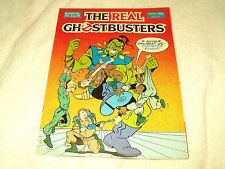 The Real Ghosbusters Comic Issue 56 July 1989