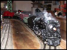 1953/54 Lionel Train Set 1503WS: 2055 Engine, 2046W, 6462, 6456, 6465, 6257 - VG