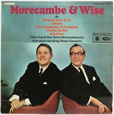 Mr Morecambe Meets Mr Wise   Morecombe And Wise  Vinyl Record