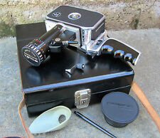 CINEPRESA BOLEX ZOOM P1 REFLEX MADE IN SWITZERLAND FUNZIONANTE 2X8 MM