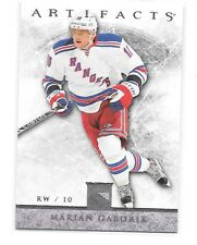 2012-13 Upper Deck Artifacts # 53 Marian Gaborik New York Rangers