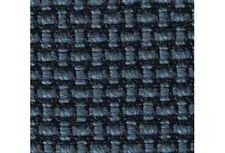Sitzstoff Autostoff Bezugsstoff für VW Käfer in blau-schwarz Flecht *NEU*