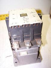SIEMENS SIZE 4 CONTACTOR 3TB5217-0B CONTACTOR 24 V DC COIL 135 A 600 V AC MAX