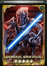 Star Wars Force Collection General Grievous AOK 5 star base Guide