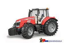 BRUDER 03046 -  Trattore Massey Ferguson 7600