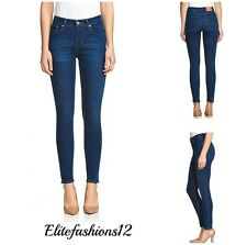 """Levi's® Womens 721™ High Rise Skinny Size 24 x 32,"""" Run Off """" Style # 188820008"""