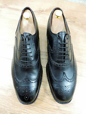 Church's Masterclass Custom Grade Brogues Top Range Men's Black UK 11 US 12 E 45