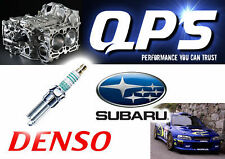 Denso Iridium Power Spark Plugs for Subaru Impreza 2.0T 16v