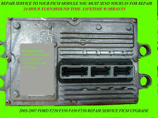FORD 6.0 POWERSTROKE DIESEL FICM REPAIR SERVICE