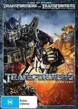Transformers / Transformers - Revenge Of The Fallen = 2 MOVIES COLLECTION  (DVD)