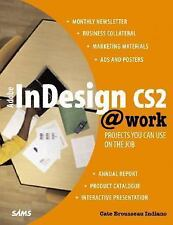 Adobe InDesign CS2 @work: Projects You Can Use on the Job (At Work)-ExLibrary