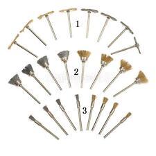 24pcs Polishing Compound Buffing Wheel Buffer Brusher Jewelry Polishing Tool