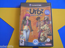THE URBZ SIMS IN THE CITY - GAMECUBE - Wii Compatible