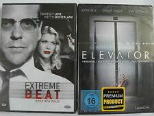 Sammlung Thriller Elevator & Extreme Beat - Sutherland, Mexiko, Wall Street