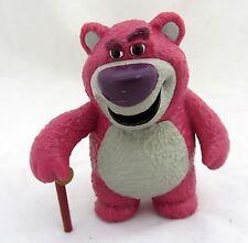 Lotso Villan Teddy Bear Toy Story Pixar Disney PVC Figure Figurine Cake Topper