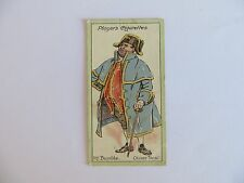 1912 Players Cigarette Card Charles Dickens - No 3 Mr Bumble