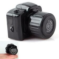 Black Mini Y3000 720P 8MP Camera Sport Camcorder HD DV DVR Recorder For Gopro