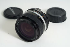 Nikon Ai s Nikkor 28mm F3.5 Wide Angle MF Lens for F Mount