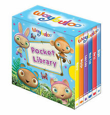 Waybuloo Pocket Library by Egmont UK Ltd (Board book, 2009)