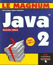 Java 2 Lemay  Laura Occasion Livre