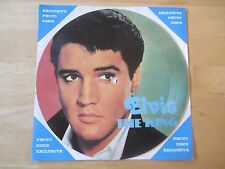 Elvis Presley 45rpm record Picture Disc: Hard Headed Woman/Hot Dog