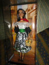 """NEW BARBIE """"ITALY"""" DOLLS OF THE WORLD -- PINK LABEL -- 2009 NFRB"""