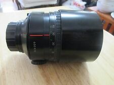 SIGMA MIRROR-TELEPHOTO MULTI COATED 1:8 F = 800 JAPAN LENS HOOD EXCELLENT