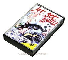JET SET WILLY für MSX Computer wie Sony Hit Bit