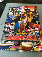 Power rangers Japanese Super Sentai Ninninger DX Shruikenjin New in sealed box