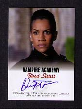 2014 Leaf  Vampire Academy  Dominique Tipper  Authentic Autograph  Card  # A-DT1
